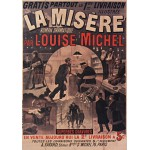 Puzzle  Grafika-00081 La Misère de Louise Michel, 1880