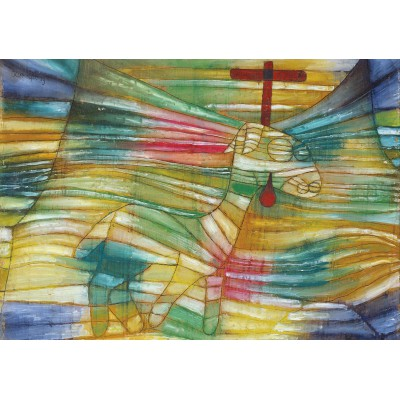 Puzzle Grafika-00103 Paul Klee, 1920