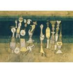 Puzzle  Grafika-00119 Paul Klee: Komödie, 1921