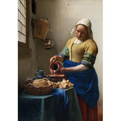 Puzzle Grafika-00142 Vermeer Johannes, 1658-1661