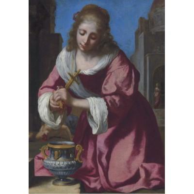 Puzzle Grafika-00146 Vermeer Johannes, 1655
