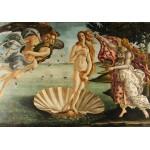 Puzzle  Grafika-00153 Botticelli Sandro: Die Geburt der Venus, 1486