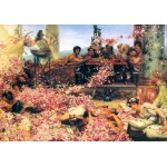 Puzzle  Grafika-00176 Sir Lawrence Alma-Tadema: The Roses of Heliogabalus