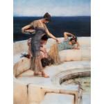 Puzzle  Grafika-00180 Sir Lawrence Alma-Tadema: Silver Favourites, 1903