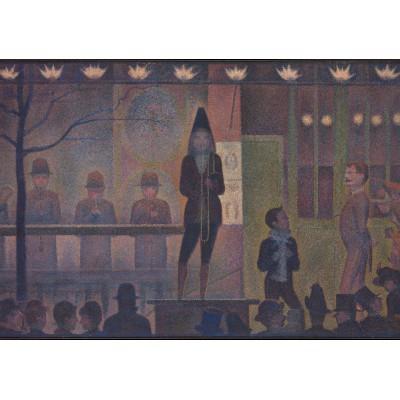 Puzzle Grafika-00193 Georges Seurat: La Parade de Cirque, 1888