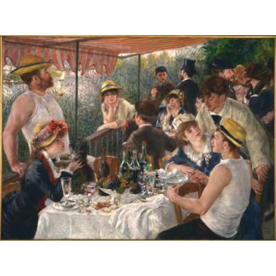 Puzzle Grafika-00199 Auguste Renoir: Le Déjeuner des Canotiers, 1881