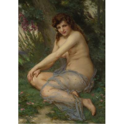 Puzzle Grafika-00202 Guillaume Seignac: La Nymphe de la Forêt