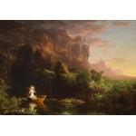 Puzzle  Grafika-00243 Thomas Cole: Le voyage de la Vie - L'enfance, 1842