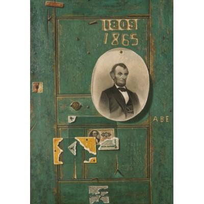 Puzzle Grafika-00254 John Frederick Peto: Reminiscences of 1865