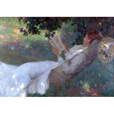 Puzzle Grafika-00259 E. Phillips Fox: A Love Story, 1903
