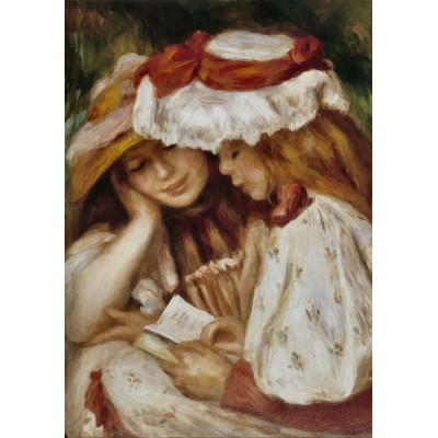 Puzzle Grafika-00267 Auguste Renoir: Jeunes Filles lisant, 1890-1891
