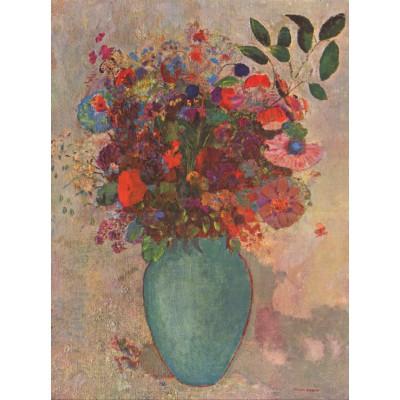 Puzzle Grafika-00307 Odilon Redon: Le Vase Turc, 1911