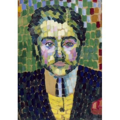 Puzzle Grafika-00321 Robert Delaunay: Jean Metzinger, 1906