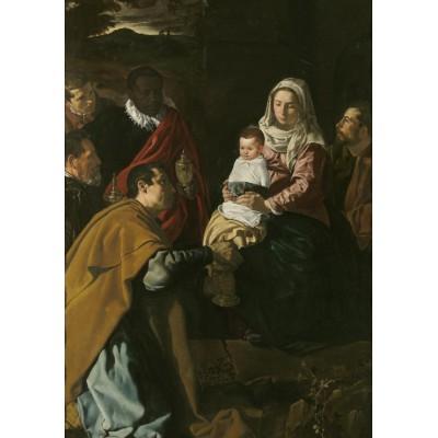 Puzzle Grafika-00342 Diego Vélasquez: Adoration des Mages, 1619