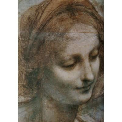Puzzle Grafika-00375 Leonardo da Vinci