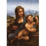 Puzzle  Grafika-00464 Leonardo da Vinci