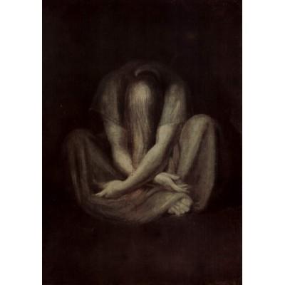 Puzzle Grafika-00472 Henry Fuseli: Le Silence, 1799-1801