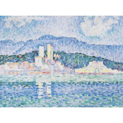 Puzzle Grafika-00493 Paul Signac: La Tempête - Antibes, 1919