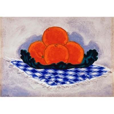 Puzzle Grafika-00518 Oscar Bluemner: Oranges