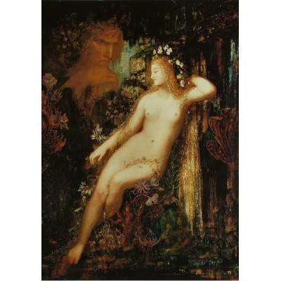 Puzzle Grafika-00538 Gustave Moreau: Galatée, 1880