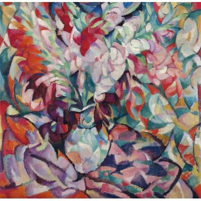 Puzzle Grafika-00547 Leo Gestel: Gladiolen, 1913