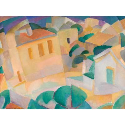 Puzzle Grafika-00548 Leo Gestel: Mallorca, 1914