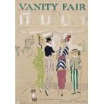 Puzzle  Grafika-00604 Cover art for Vanity Fair magazine, 1914