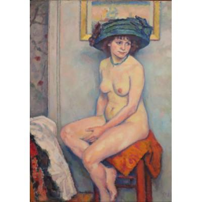 Puzzle Grafika-00643 Charles Guérin: Nu, 1907