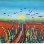 Puzzle  Grafika-00674 Anne Poiré & Patrick Guallino - Le chant du soleil