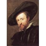 Puzzle  Grafika-00678 Peter Paul Rubens: Selbstprträt