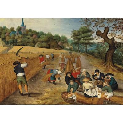 Puzzle Grafika-00684 Brueghel Pieter der Jüngere: Sommer