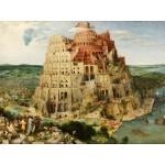 Puzzle  Grafika-00702 Brueghel Pieter: Der Turmbau zu Babel, 1563