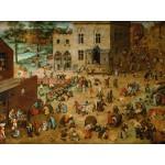 Puzzle  Grafika-00709 Brueghel Pieter: Die Kinderspiele, 1560