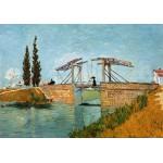 Puzzle  Grafika-00718 Vincent van Gogh, 1888