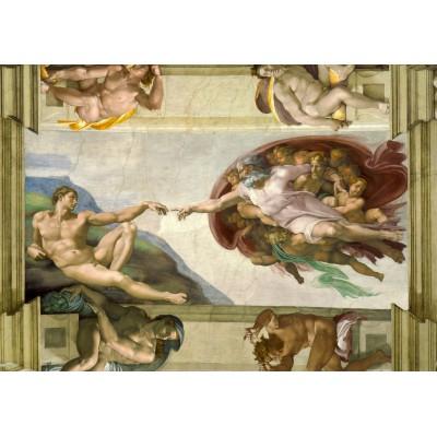 Puzzle Grafika-00727 Michelangelo, 1508-1512