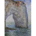 Puzzle  Grafika-00731 Claude Monet: Le Manneporte à Étretat, 1886