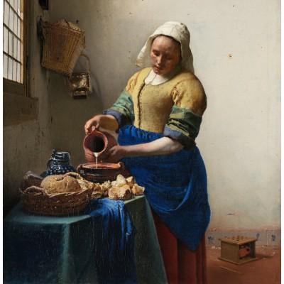 Puzzle Grafika-00738 Johannes Vermeer: Die Küchenmagd, 1658-1661
