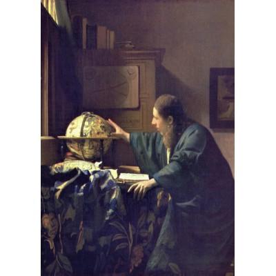 Puzzle Grafika-00741 Vermeer Johannes: Der Astronom, 1668