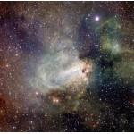 Puzzle  Grafika-00768 Omeganebel - VST/ESO