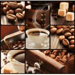 Puzzle  Grafika-00802 Kaffee