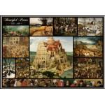 Puzzle  Grafika-00834 Collage - Pieter Bruegel der Ältere
