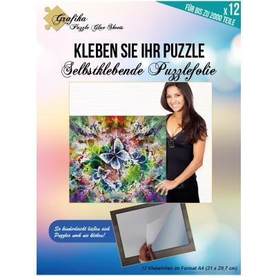 Grafika-00856 Puzzle-Klebefolie für 2000 Teile