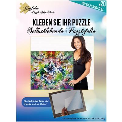 Grafika-00857 Puzzle-Klebefolie für 3000 Teile