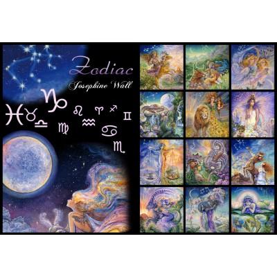 Puzzle Grafika-00860 Sternzeichen