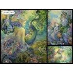 Puzzle  Grafika-00869 Collage Josephine Wall