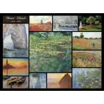 Puzzle  Grafika-00874 Claude Monet - Collage