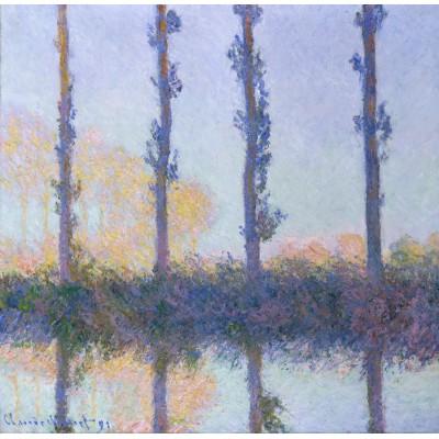 Puzzle Grafika-00887 Claude Monet: The Four Trees, 1891