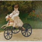 Puzzle  Grafika-00888 Claude Monet: Jean Monet, 1872