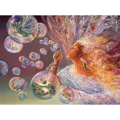 Puzzle Grafika-00896 Bubble Flower