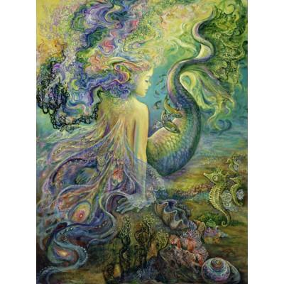 Puzzle Grafika-00914 Mer Fairy
